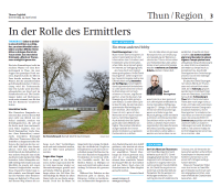 Artikel im Thuner Tagblatt